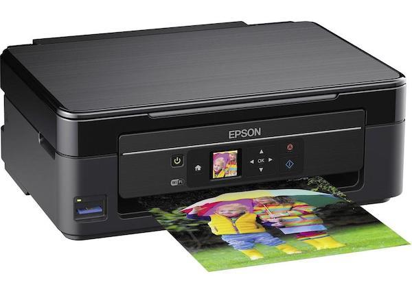 Сброс памперса Epson Expression Home XP-342 и прошивка принтера