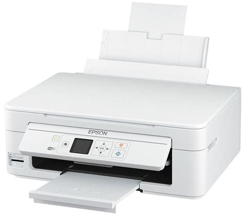 Сброс памперса Epson Expression Home XP-345