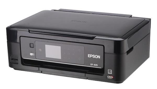 Сброс памперса Epson Expression Home XP-405