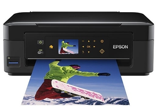 Сброс памперса Epson Expression Home XP-406