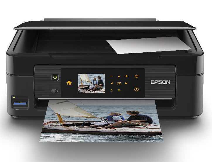 Сброс памперса Epson Expression Home XP-412