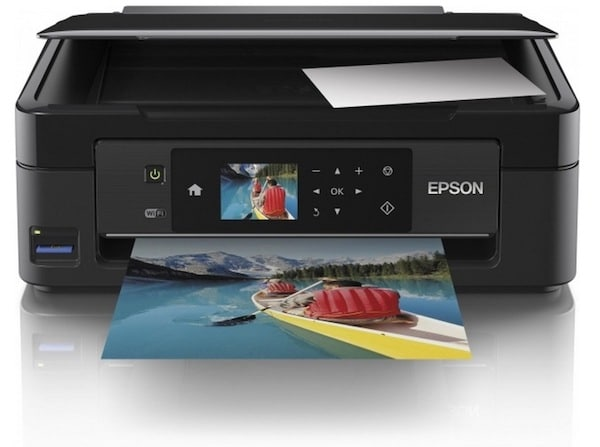 Сброс памперса Epson Expression Home XP-423 и прошивка принтера