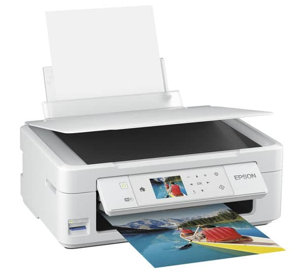 Сброс памперса Epson Expression Home XP-425