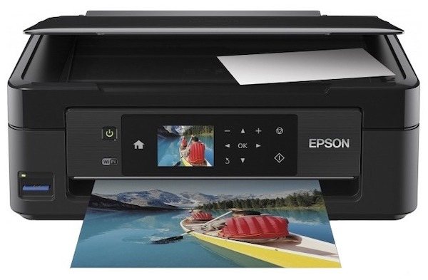 Сброс памперса Epson Expression Home XP-431
