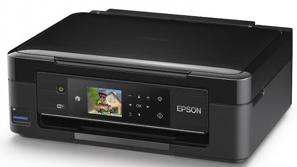 Сброс памперса Epson Expression Home XP-432 и прошивка принтера
