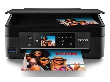 Сброс памперса Epson Expression Home XP-441 и прошивка принтера