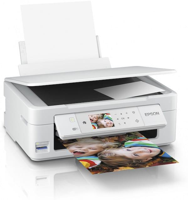 Сброс памперса Epson Expression Home XP-445 и прошивка принтера