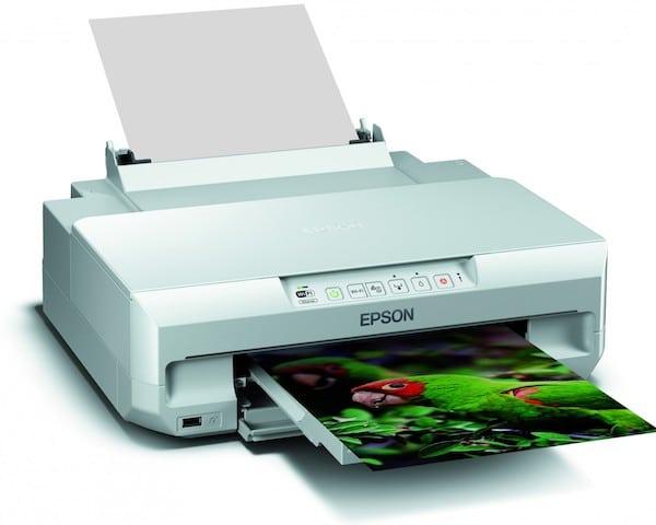 Сброс памперса Epson Expression Photo XP-55 и прошивка принтера