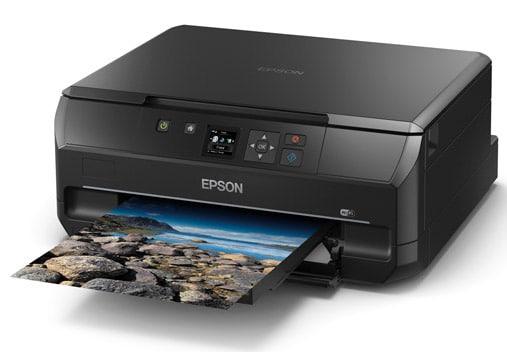 Сброс памперса Epson Expression Premium XP-510 и прошивка принтера