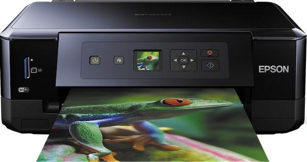 Сброс памперса Epson Expression Premium XP-530 и прошивка принтера