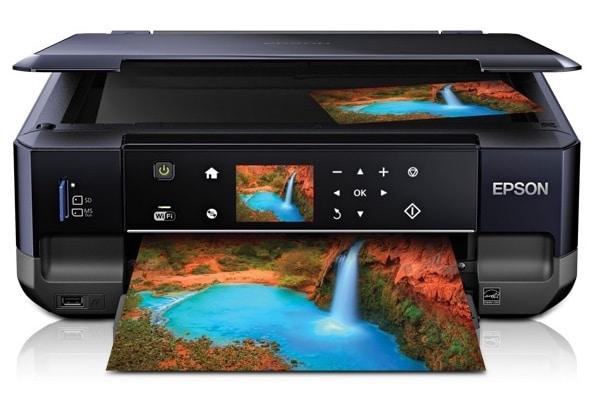 Сброс памперса Epson Expression Premium XP-601 и прошивка принтера