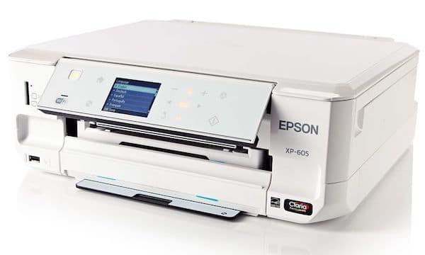 Сброс памперса Epson Expression Premium XP-605