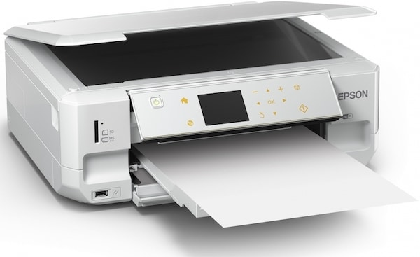 Сброс памперса Epson Expression Premium XP-615 и прошивка принтера
