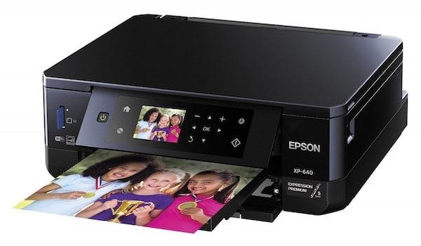 Сброс памперса Epson Expression Premium XP-640