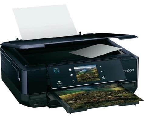 Сброс памперса Epson Expression Premium XP-700 и прошивка принтера