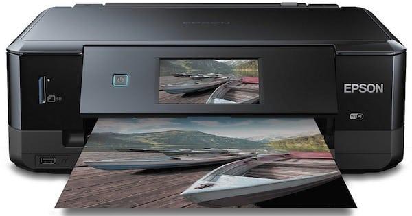 Сброс памперса Epson Expression Premium XP-720 и прошивка принтера
