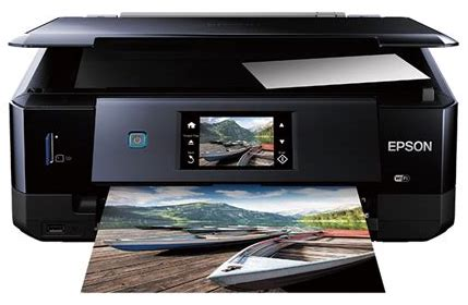 Сброс памперса Epson Expression Premium XP-721 и прошивка принтера