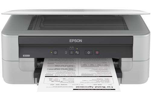 Сброс памперса Epson K200