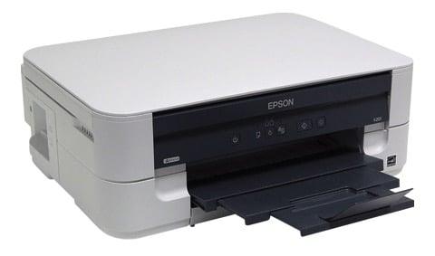 Сброс памперса Epson K201