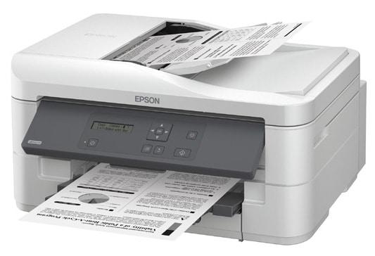 Сброс памперса Epson K300