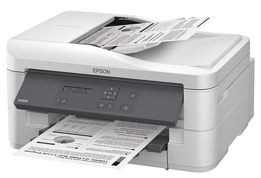 Сброс памперса Epson K301