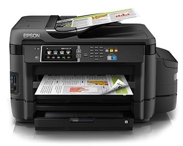 Сброс памперса Epson L1455