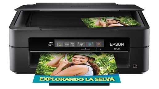 Сброс памперса Epson L211 и прошивка принтера