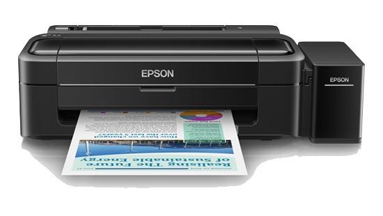 Сброс памперса Epson L310 и прошивка принтера