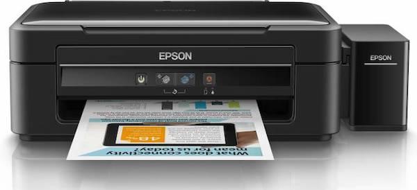 Сброс памперса Epson L360 и прошивка принтера