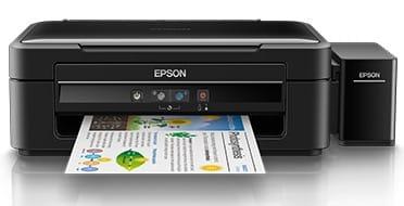 Сброс памперса Epson L383