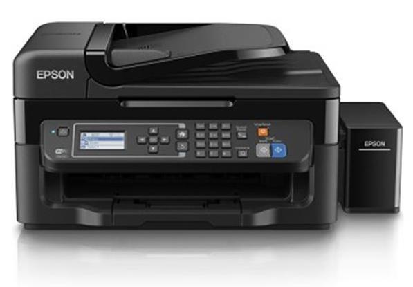 Сброс памперса Epson L551 и прошивка принтера