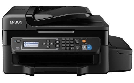 Сброс памперса Epson L575 и прошивка принтера