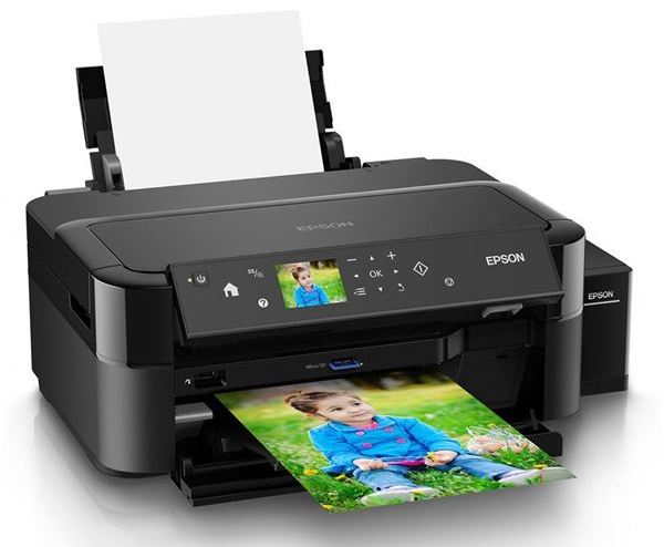 Сброс памперса Epson L810 и прошивка принтера