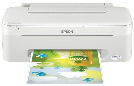 Сброс памперса Epson ME-32