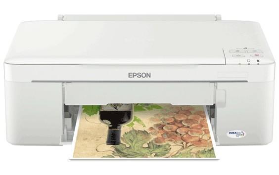 Сброс памперса Epson ME-320