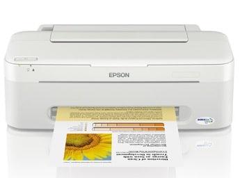 Сброс памперса Epson ME-33
