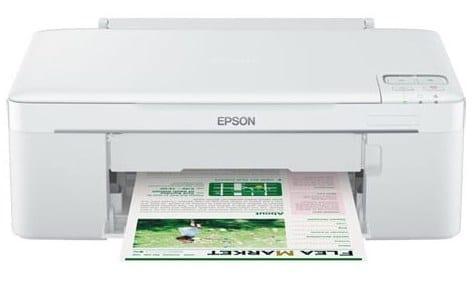 Сброс памперса Epson ME-340
