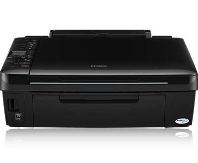 Сброс памперса Epson ME Office 560W и прошивка принтера