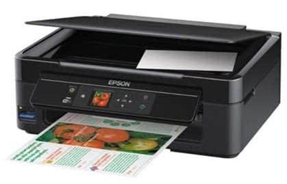 Сброс памперса Epson ME Office 570W и прошивка принтера