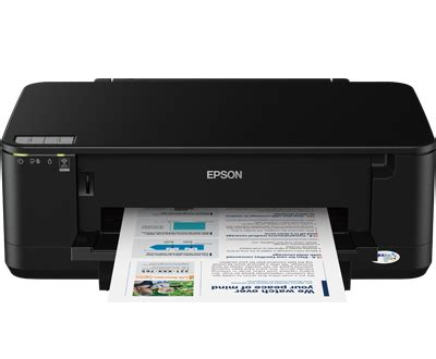 Сброс памперса Epson ME Office 85ND