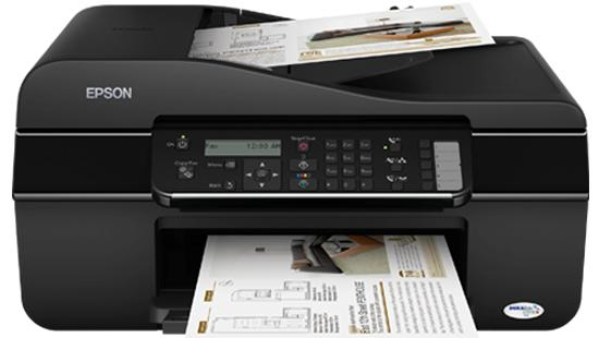 Сброс памперса Epson ME Office 940FW