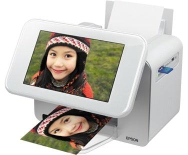 Сброс памперса Epson PictureMate PM310