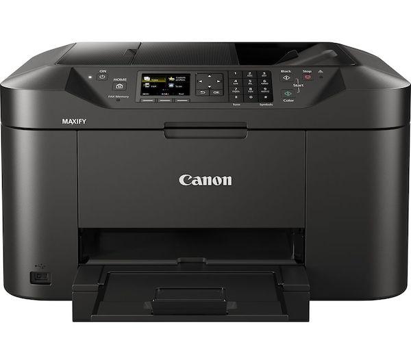 Сброс памперса Canon MAXIFY MB2150