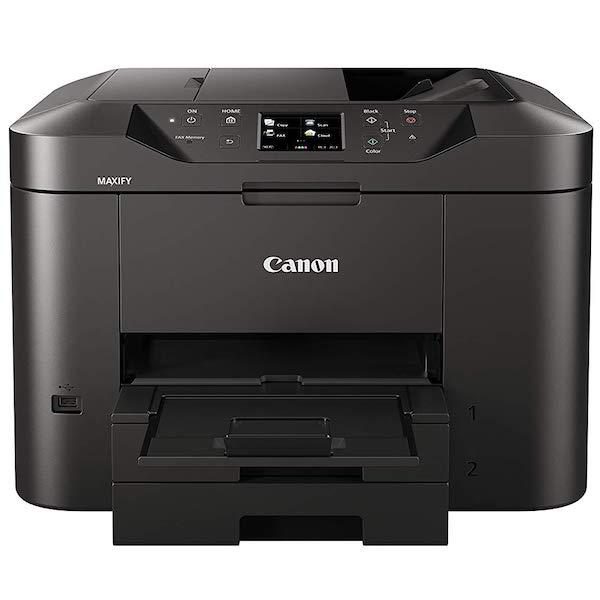 Сброс памперса Canon MAXIFY MB2350