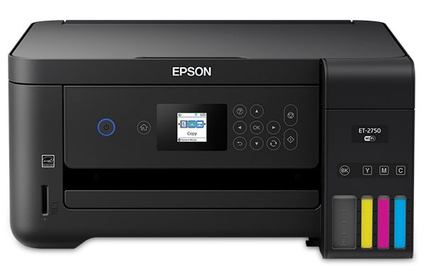 Сброс памперса Epson EcoTank ET-2750