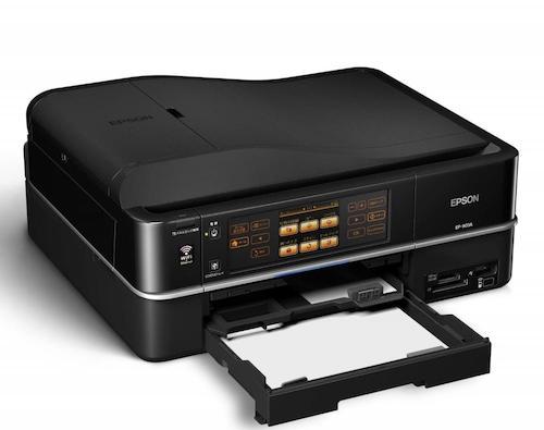 Сброс памперса Epson EP-903A и прошивка принтера