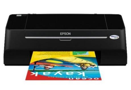 Сброс памперса Epson Stylus T23