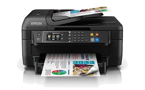 Сброс памперса Epson WorkForce WF-2651 и прошивка принтера
