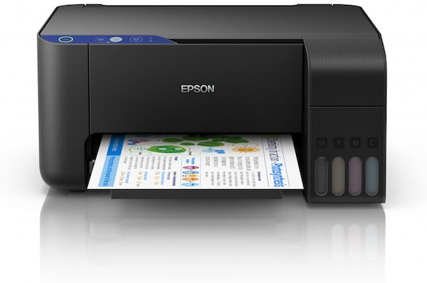 Сброс памперса Epson L3111