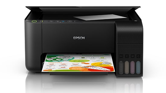 Сброс памперса Epson L3150